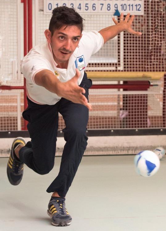 Carmine D'Alia in azione.jpg